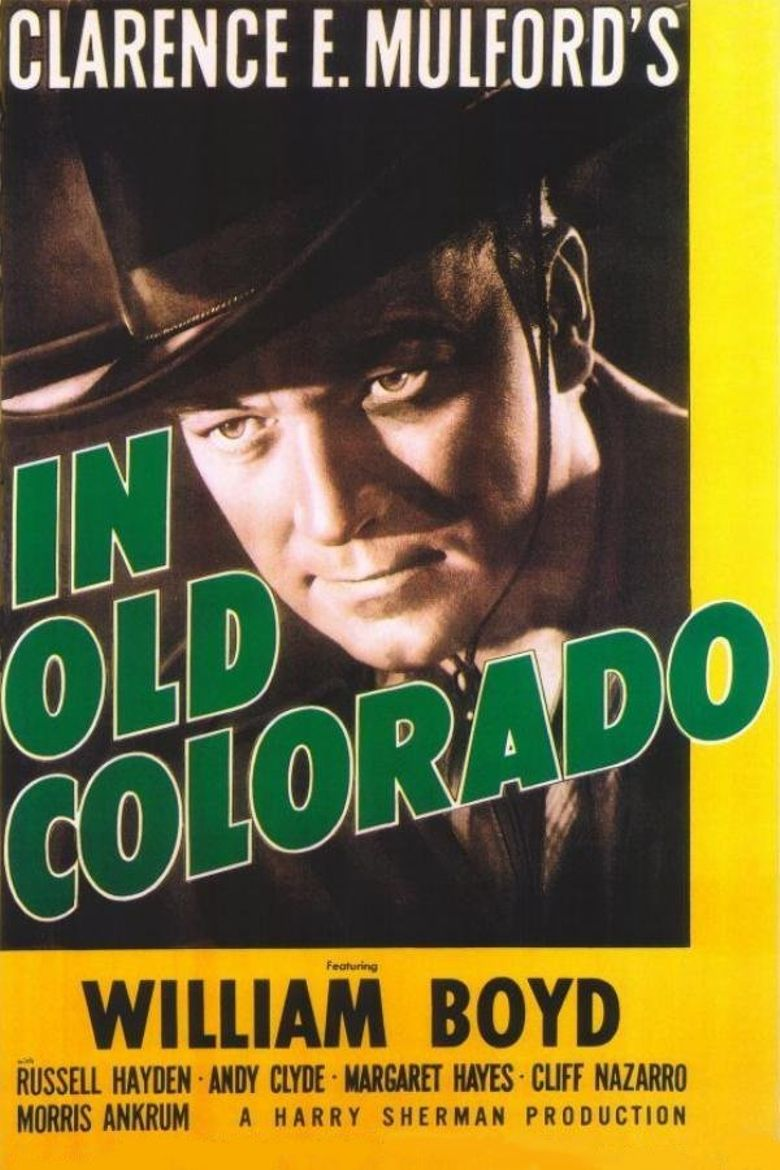 In Old Colorado Poster