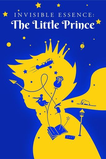 Invisible Essence: The Little Prince Poster