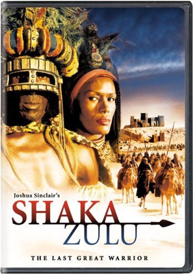 Shaka Zulu: The Last Great Warrior Poster