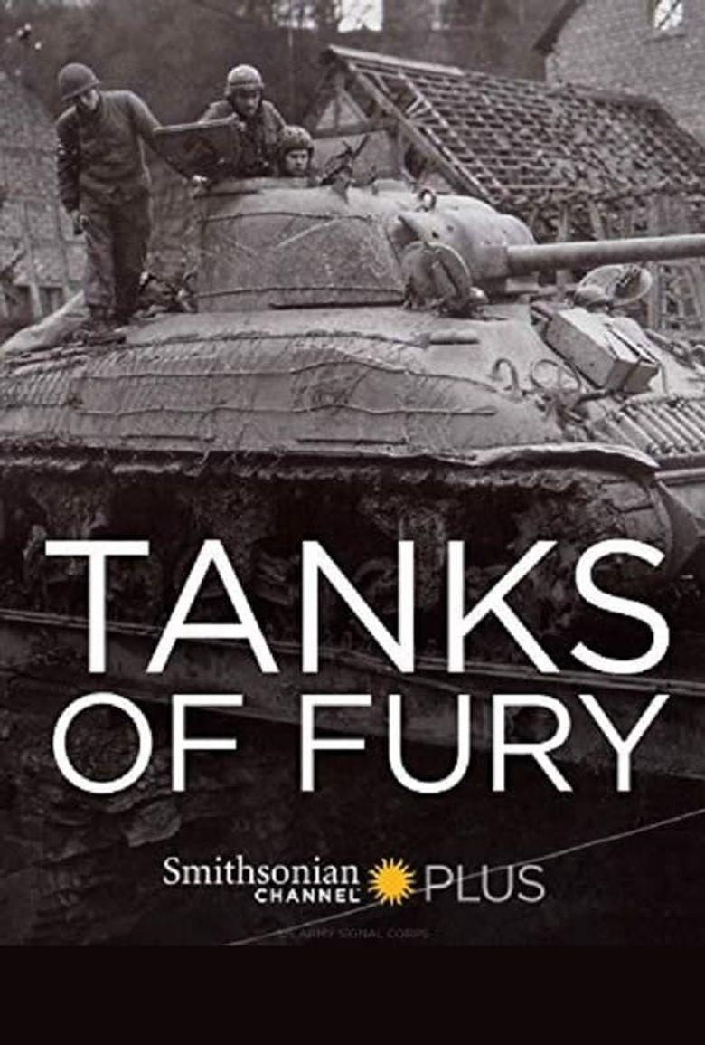 Tanks of Fury Poster