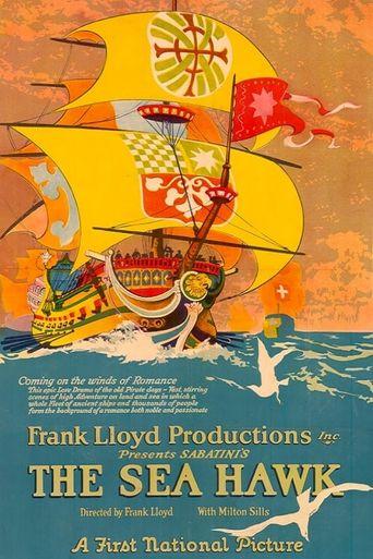 The Sea Hawk Poster
