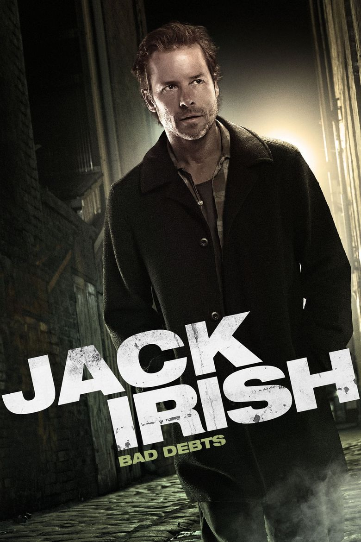 Jack Irish: Bad Debts Poster