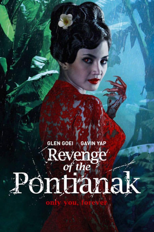 Revenge of the Pontianak Poster