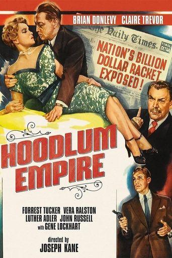 Hoodlum Empire Poster