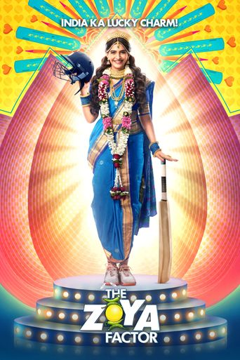 The Zoya Factor Poster
