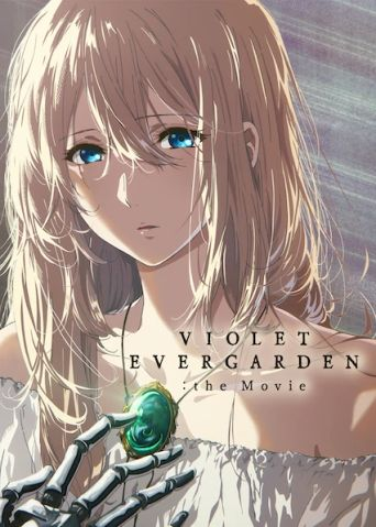 Violet Evergarden: The Movie Poster