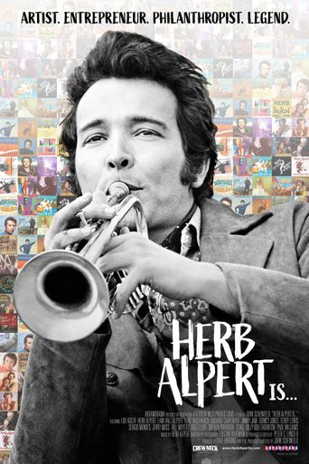Herb Alpert Is... Poster