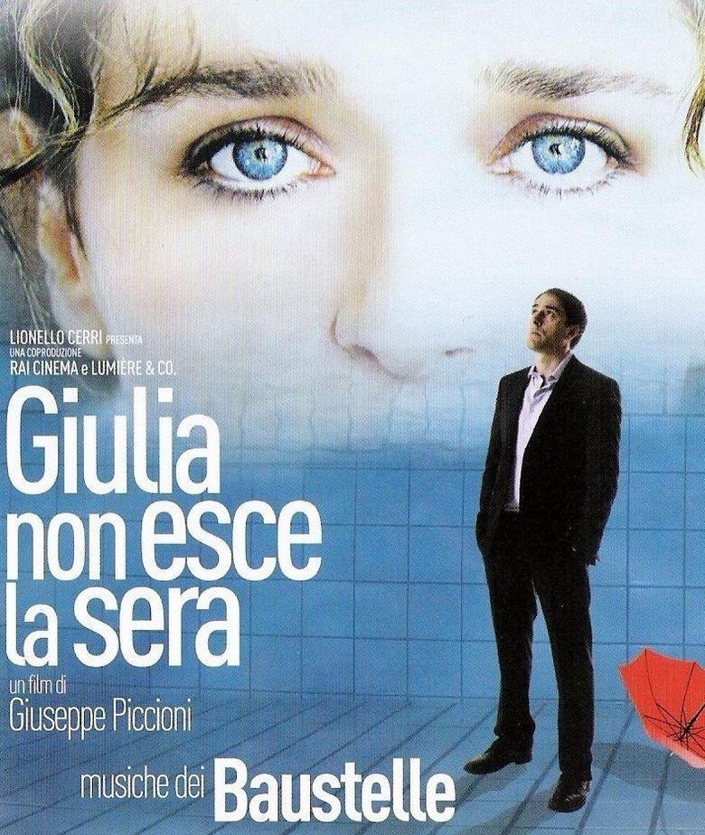 Giulia Doesn't Date at Night Poster