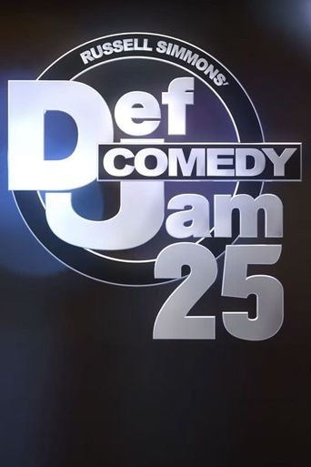 Watch Def Comedy Jam 25