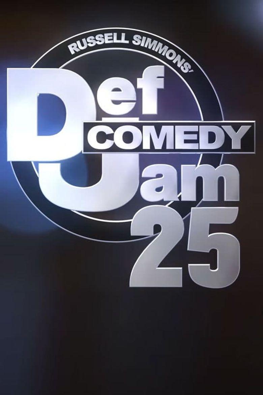 Def Comedy Jam 25 Poster