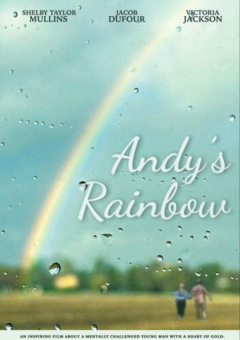 Andy's Rainbow Poster