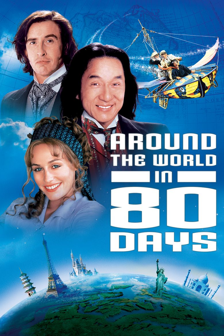 Around the World in 80 Days Poster