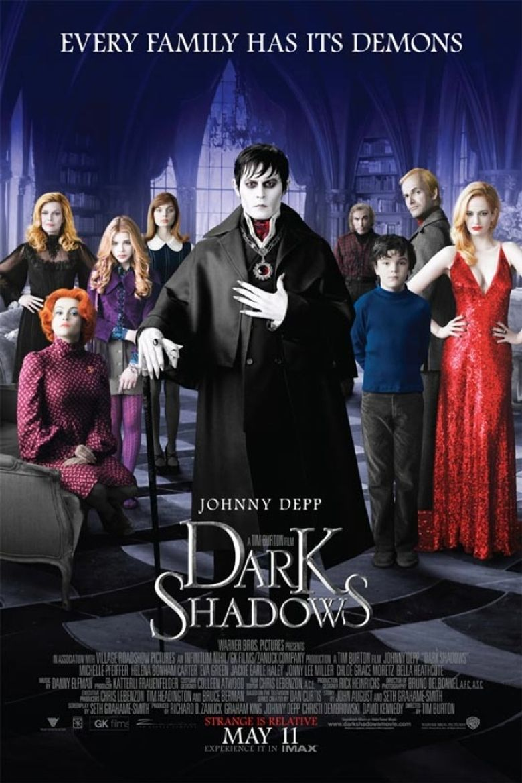 Watch Dark Shadows