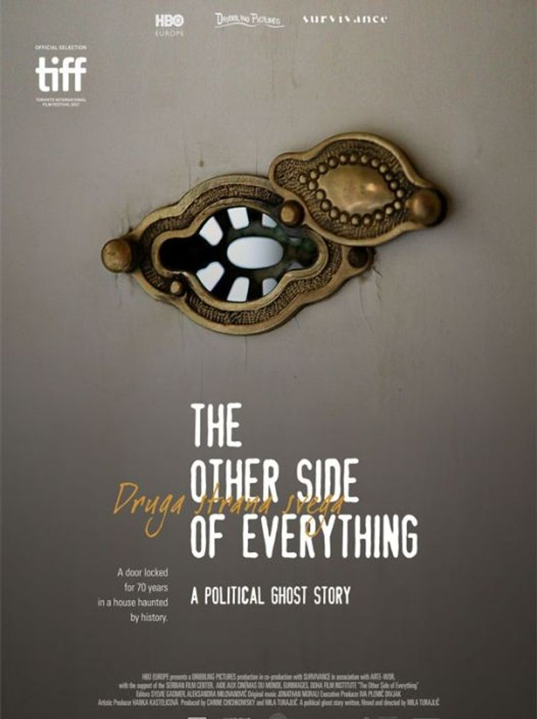The Other Side of Everything Poster