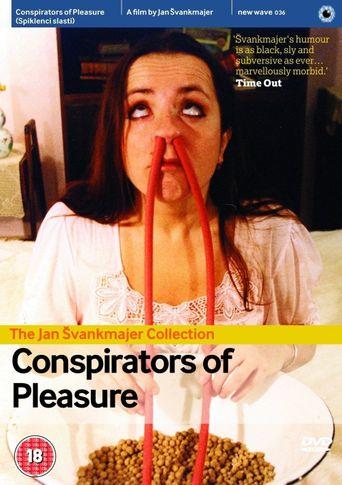 Conspirators of Pleasure Poster