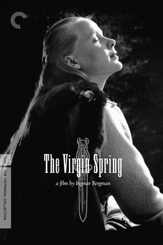 The Virgin Spring Poster