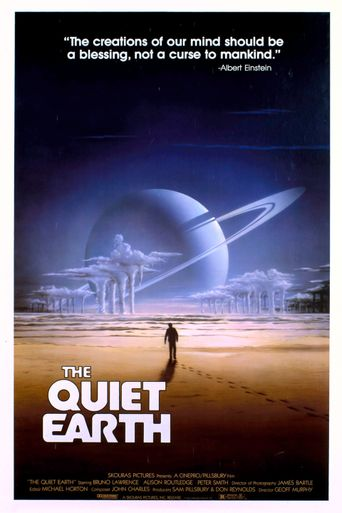 Watch The Quiet Earth