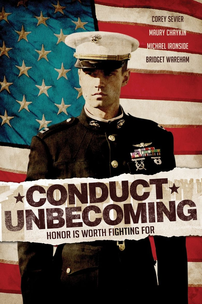 Conduct Unbecoming Poster