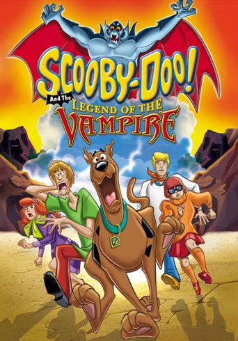 Scooby-Doo! and the Legend of the Vampire Poster