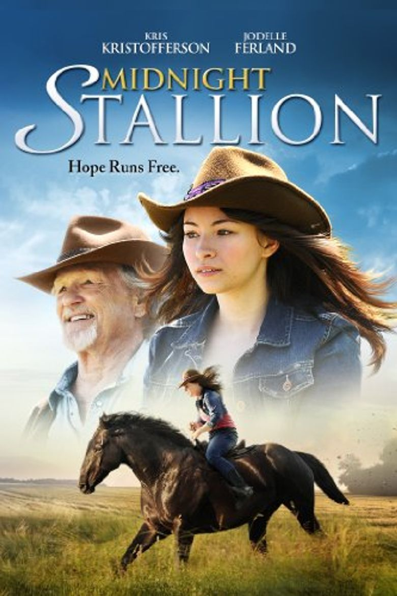 Midnight Stallion Poster