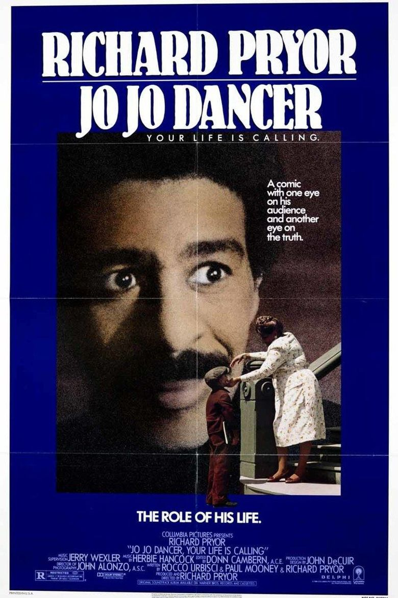 Jo Jo Dancer, Your Life Is Calling Poster