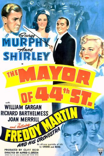 The Mayor of 44th Street Poster