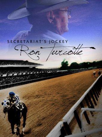 Secretariat's Jockey, Ron Turcotte Poster