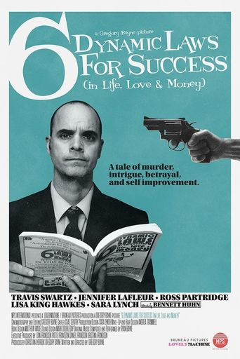 6 Dynamic Laws for Success (in Life, Love & Money) Poster