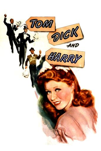 Tom, Dick and Harry Poster
