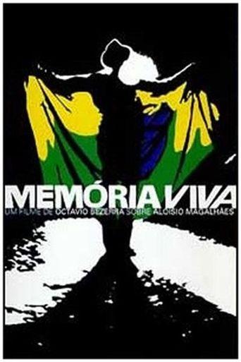 Memória Viva Poster