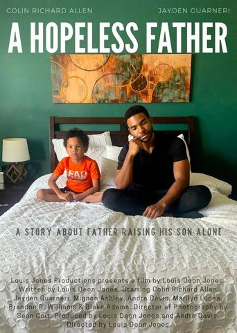 A Hopeless Father Poster