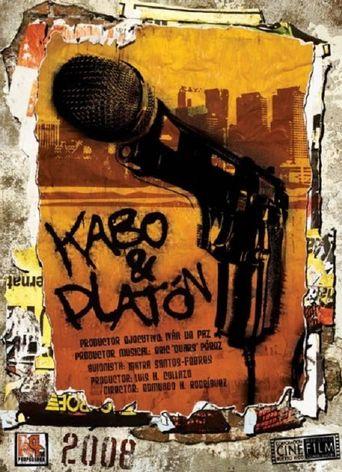 Kabo & Platón Poster
