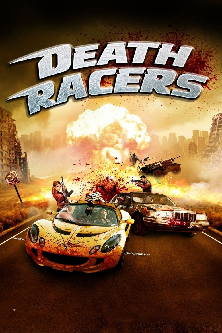 Death Racers Poster