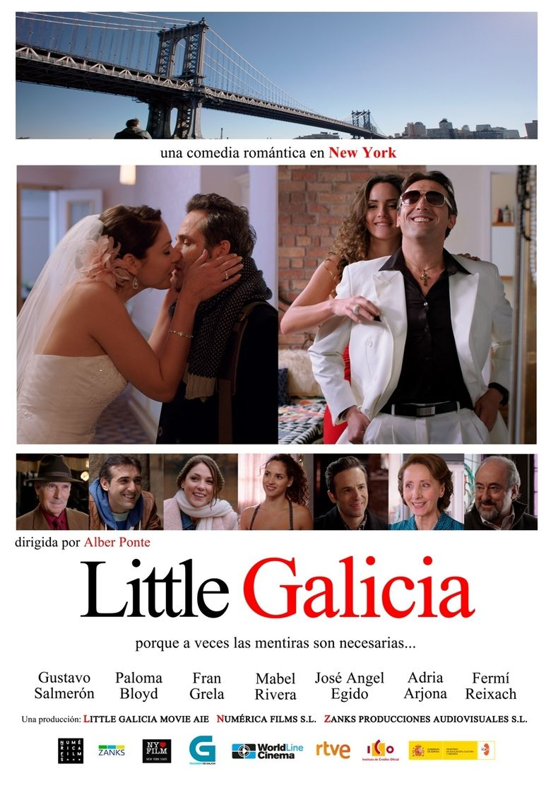 Little Galicia Poster