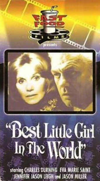 The Best Little Girl in the World Poster