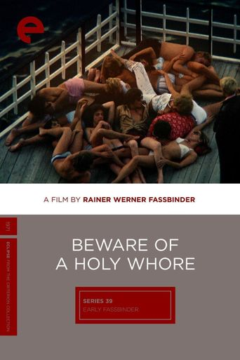 Beware of a Holy Whore Poster