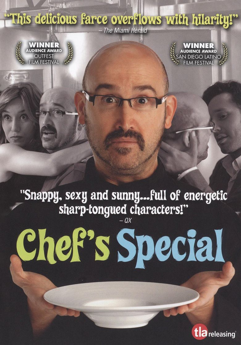 Chef's Special Poster