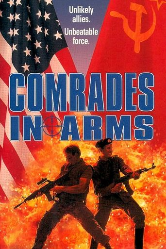 Comrades in Arms Poster