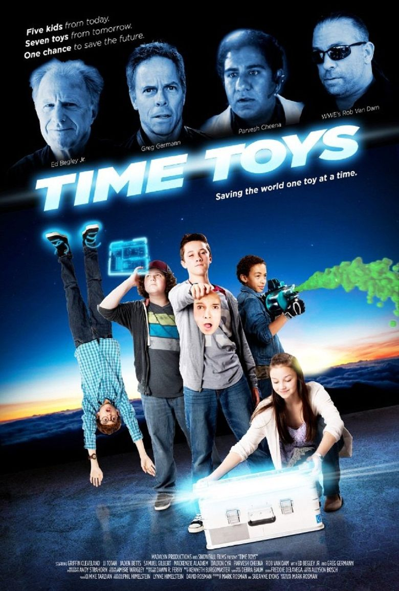 Time Toys Poster