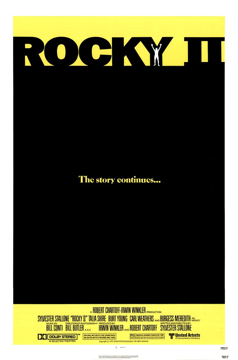 Watch Rocky II