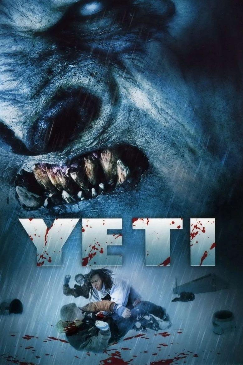 Yeti: Curse of the Snow Demon Poster