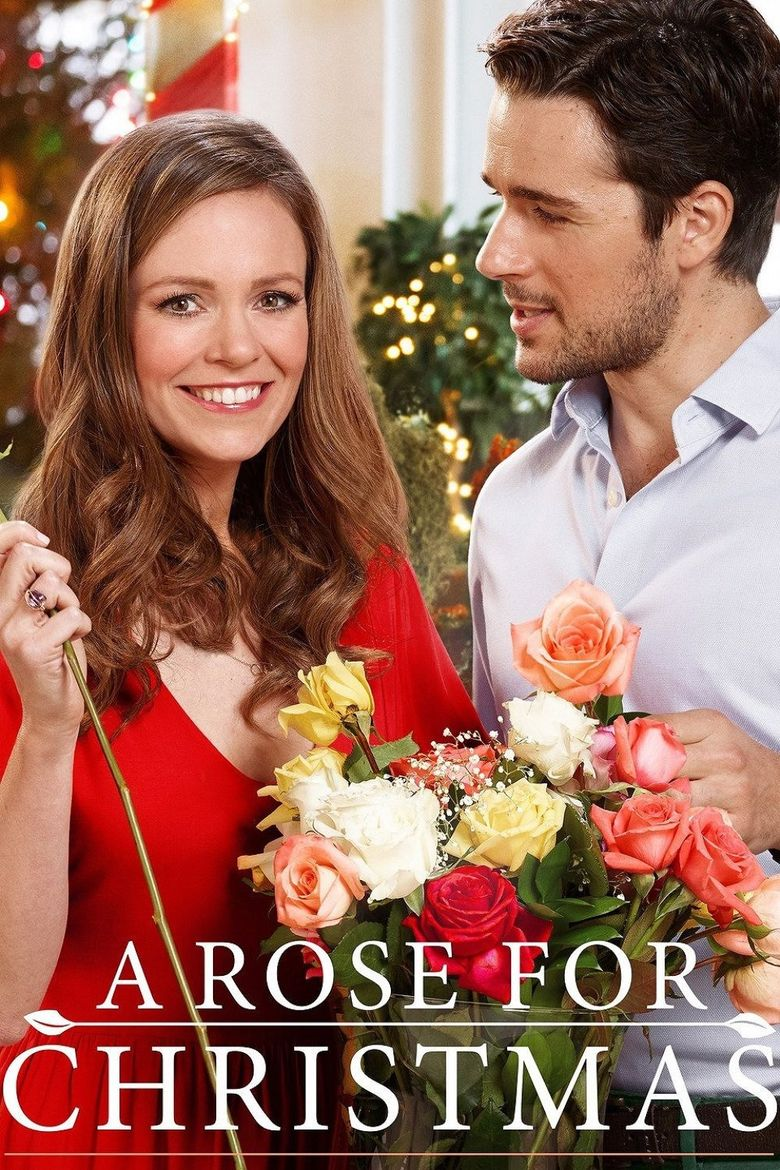 A Rose for Christmas Poster