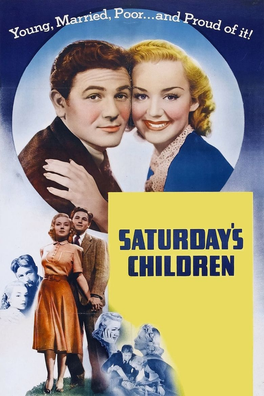 Saturday's Children Poster