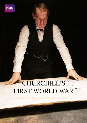 Churchill's First World War Poster