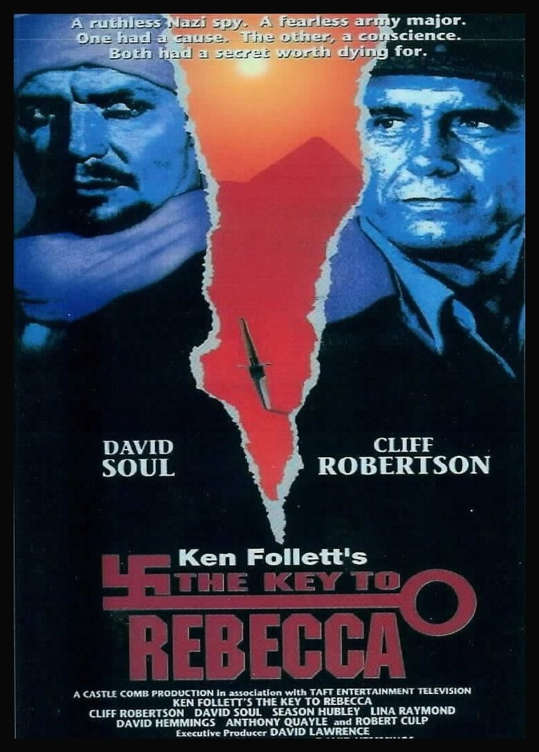 The Key to Rebecca Poster
