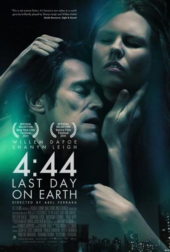 4:44 Last Day on Earth Poster