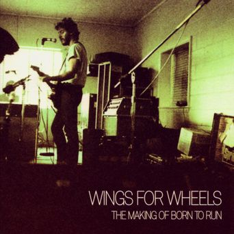 Wings for Wheels: The Making of 'Born to Run' Poster