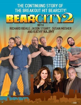 BearCity 2: The Proposal Poster