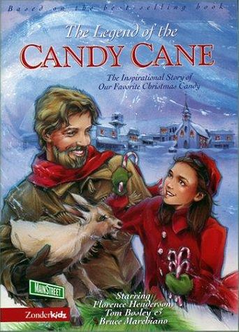 The Legend of the Candy Cane Poster