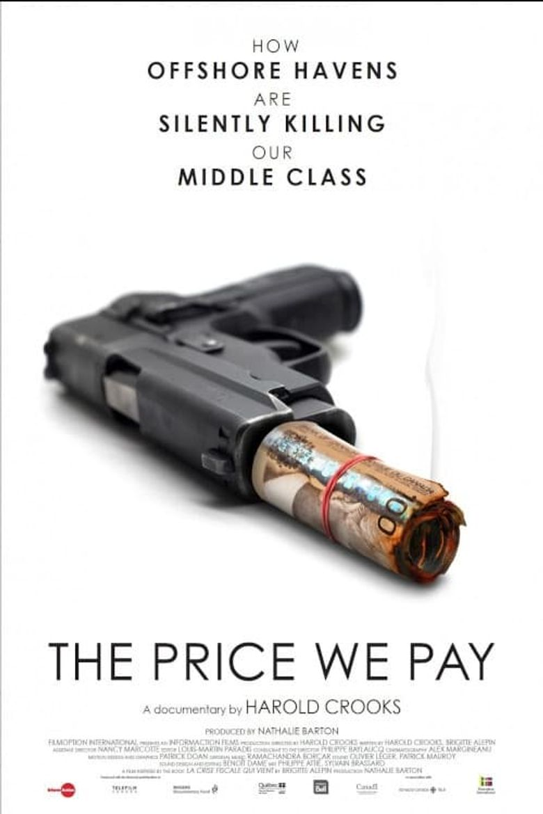 The Price We Pay Poster